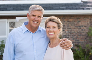 Families nearing early retirement